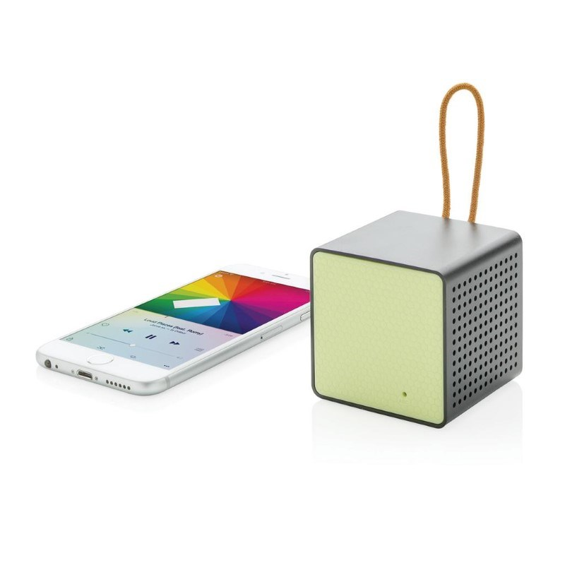 Vibe draadloze 3W speaker, groen