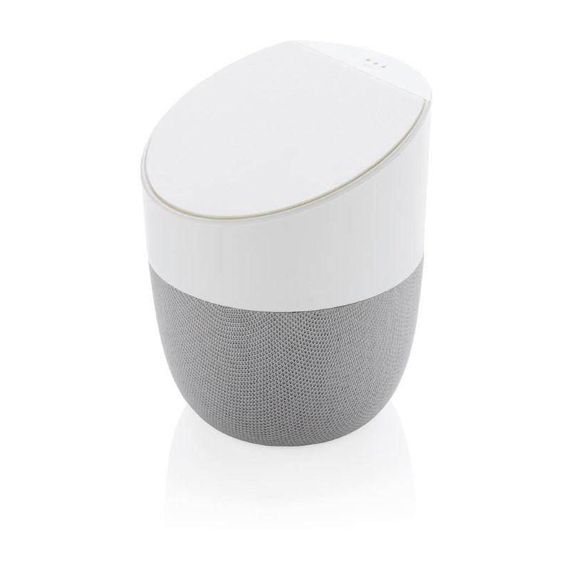 Home 5W speaker en draadloze oplader, wit