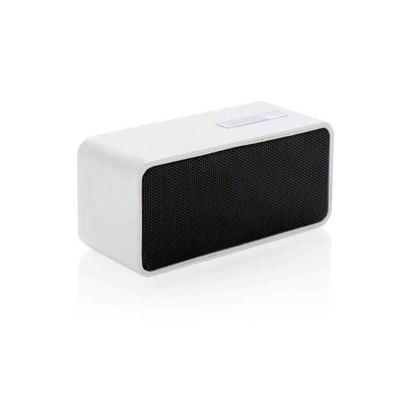 DJ draadloze 3W speaker, wit