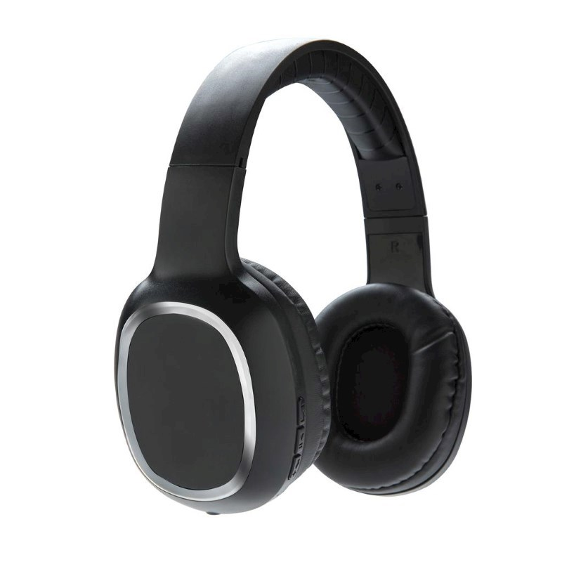 Over-ear hoofdtelefoon, zwart
