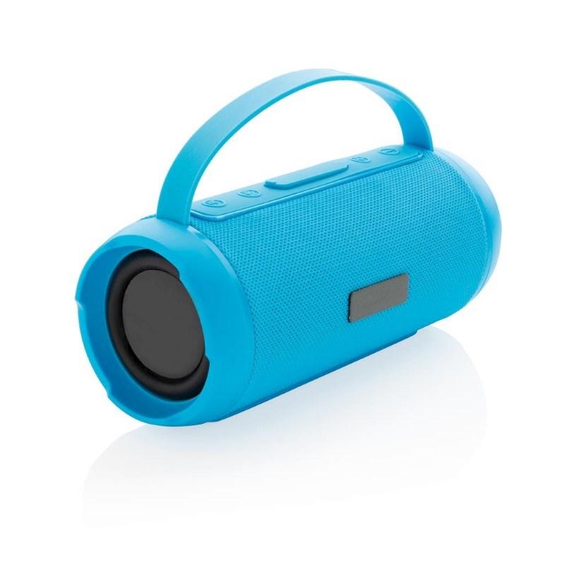 Soundboom IPX4 waterdichte 6W draadloze speaker, blauw