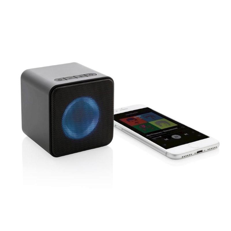 Party LED 3W speaker, zwart