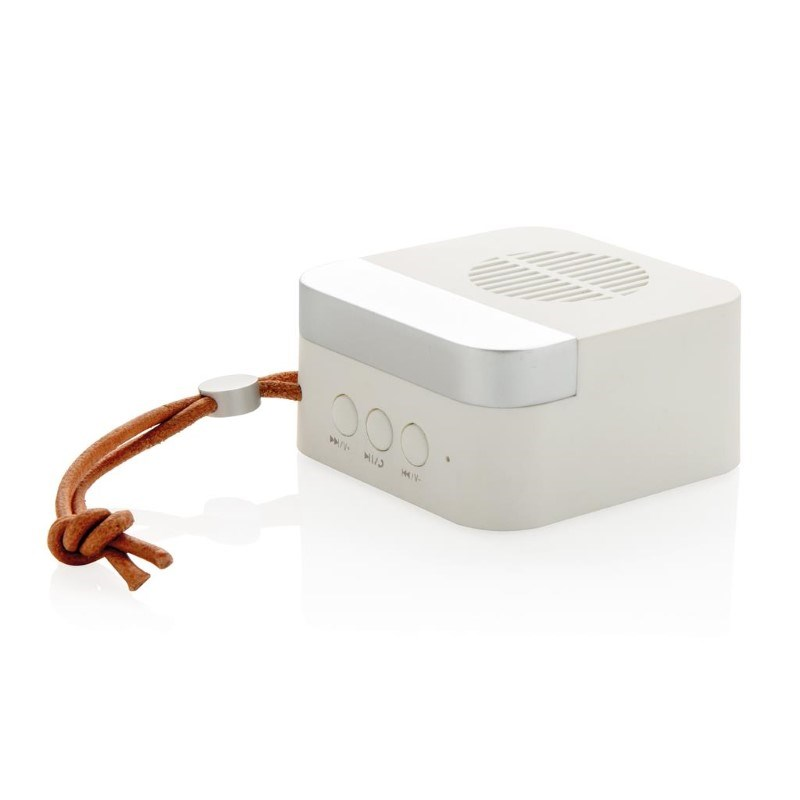 Aria 5W draadloze speaker, wit