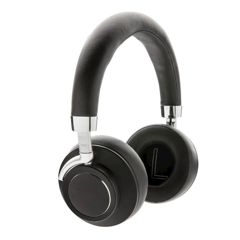 Aria draadloze comfort-hoofdtelefoon, zwart