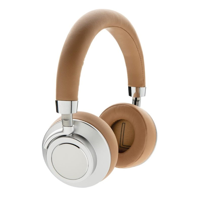 Aria draadloze comfort-hoofdtelefoon, bruin