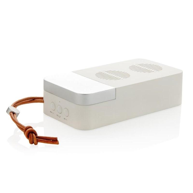 Aria 10W draadloze speaker, wit