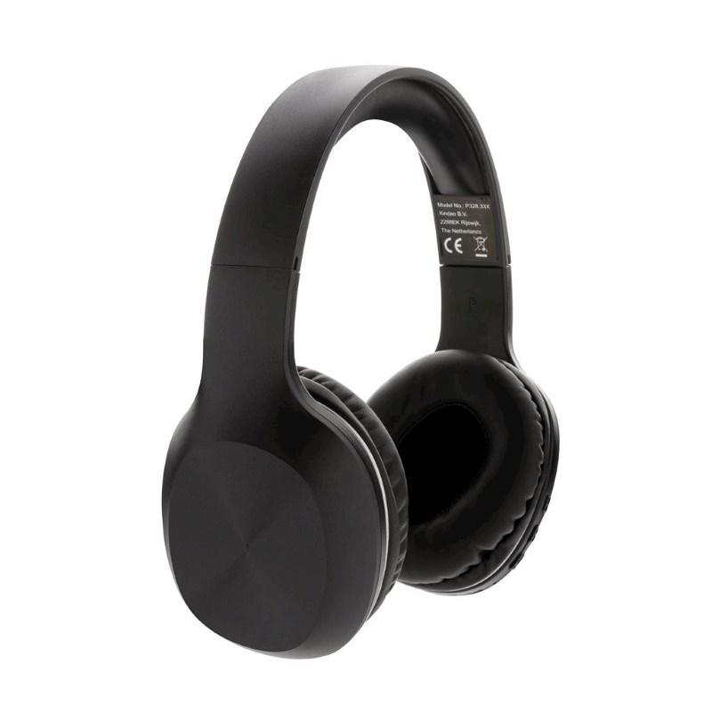 JAM draadloze hoofdtelefoon, zwart