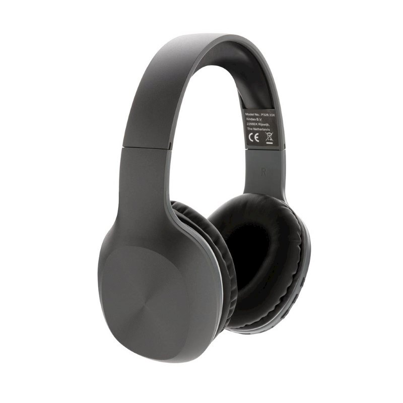 JAM draadloze headphone, grijs