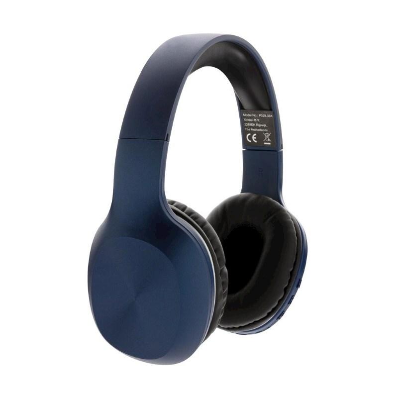 JAM draadloze headphone, blauw