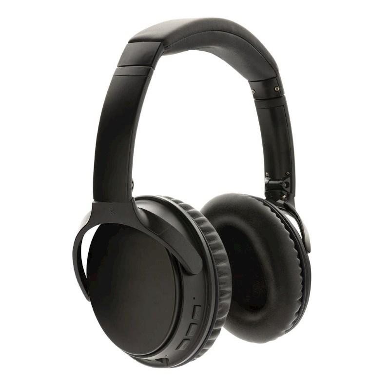 ANC draadloze hoofdtelefoon, zwart