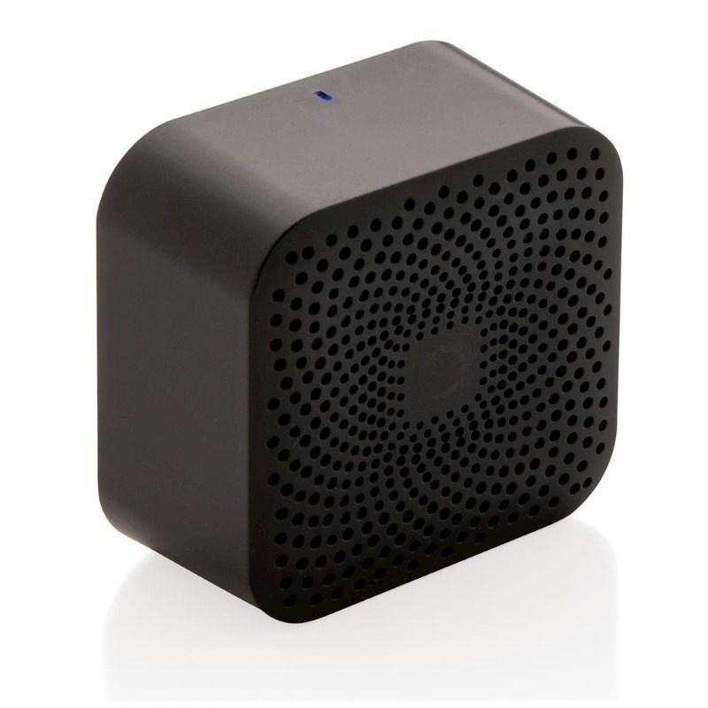 Jersey 3W draadloze speaker, zwart