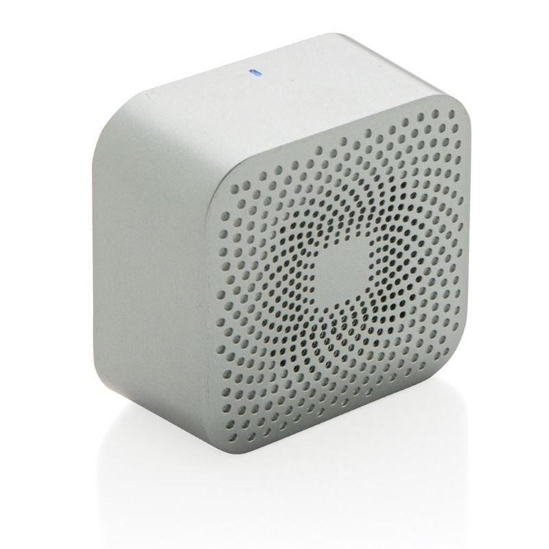 Jersey 3W draadloze speaker, grijs