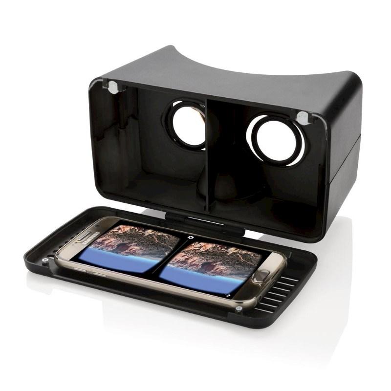 VR-bril XL, zwart