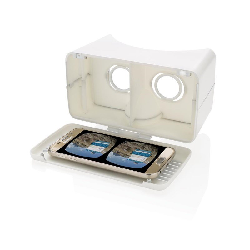 VR-bril XL, wit