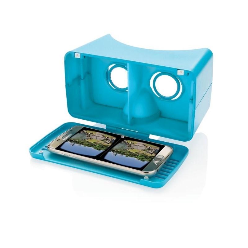 VR-bril XL, blauw