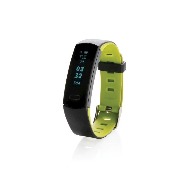 Activity tracker Pulse Fit, groen