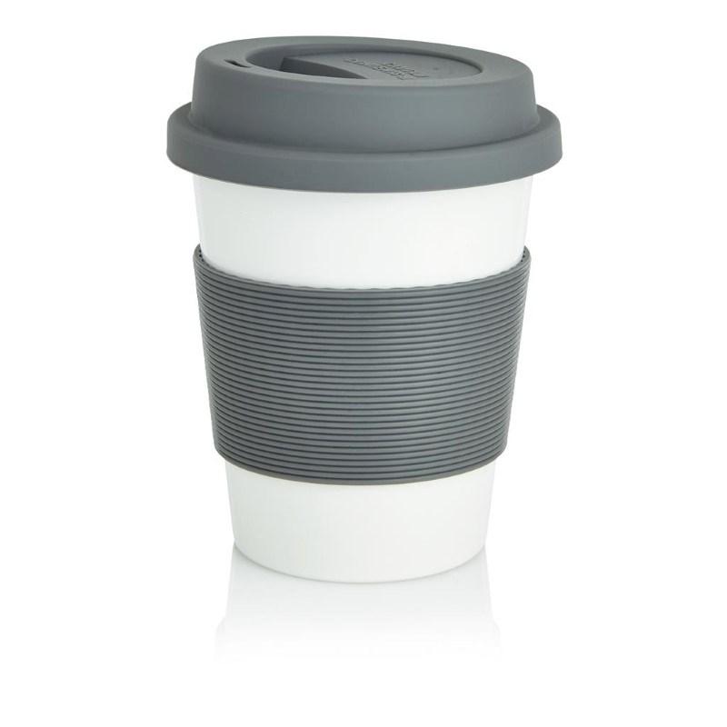 ECO PLA koffiemok, grijs