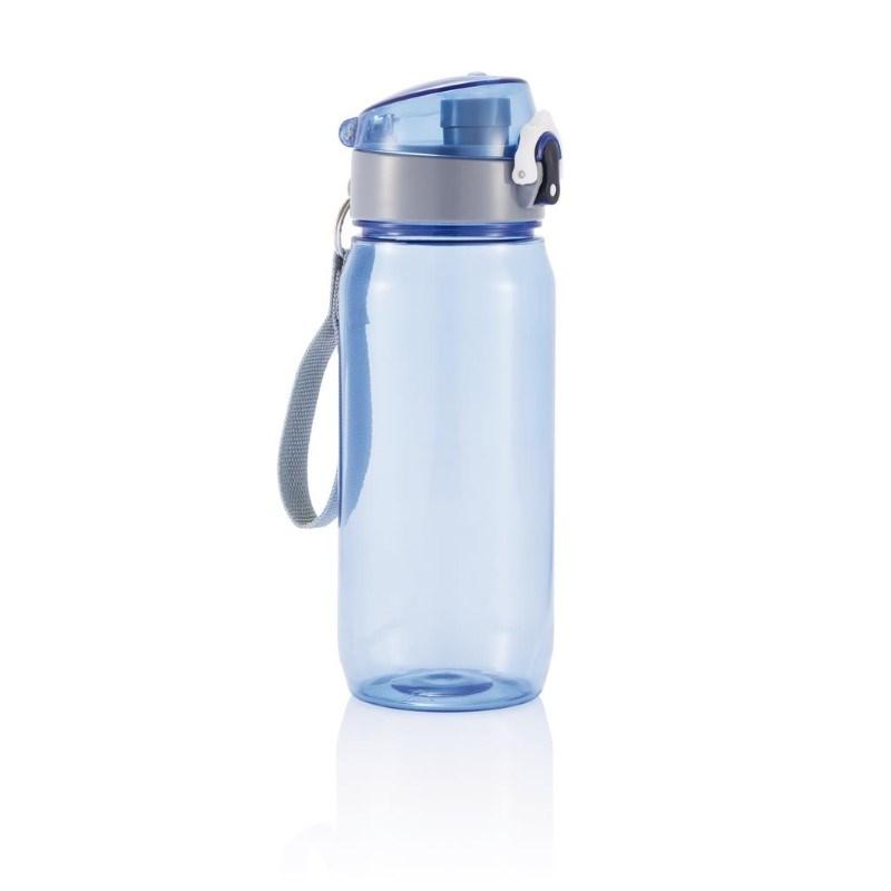 Tritan fles, blauw