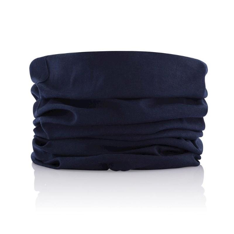 Multifunctionele sjaal, blauw