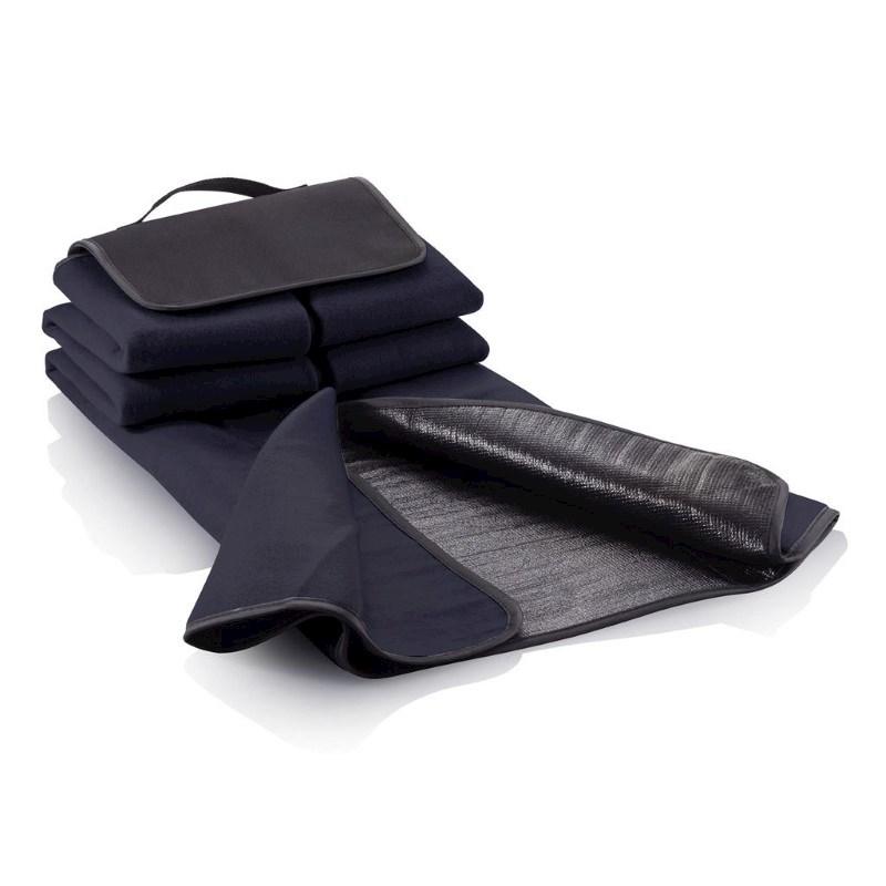 Picknickkleed, donkerblauw