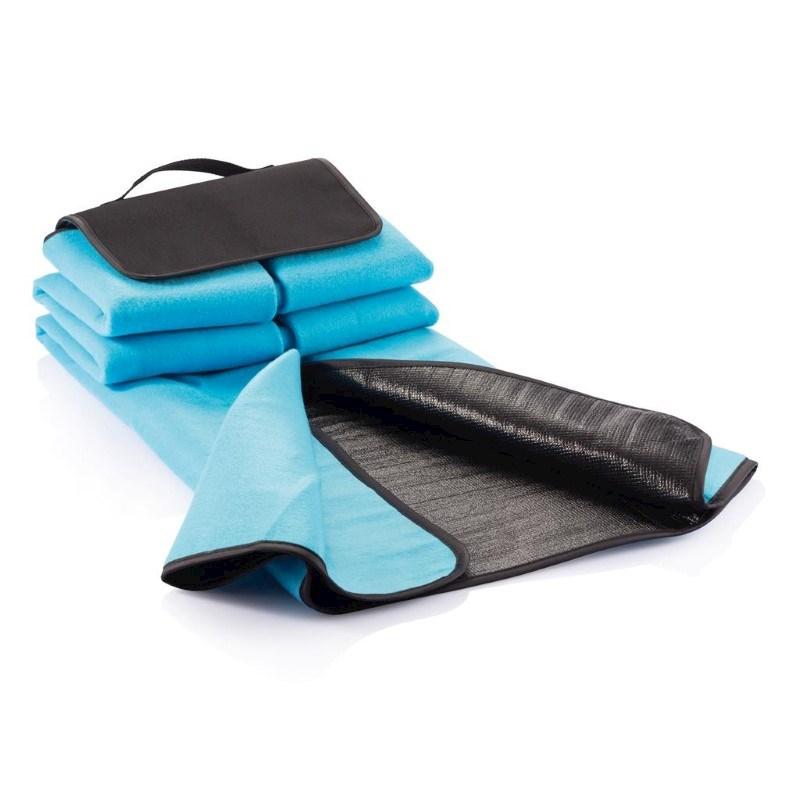 Picknickkleed, blauw