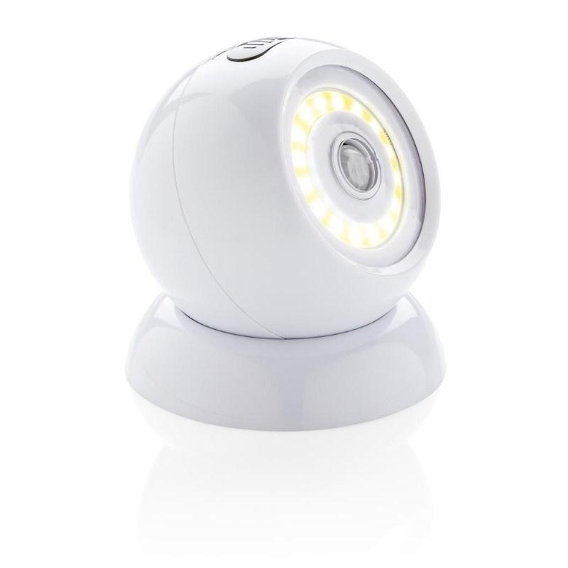 COB 360 licht met bewegingssensor , wit