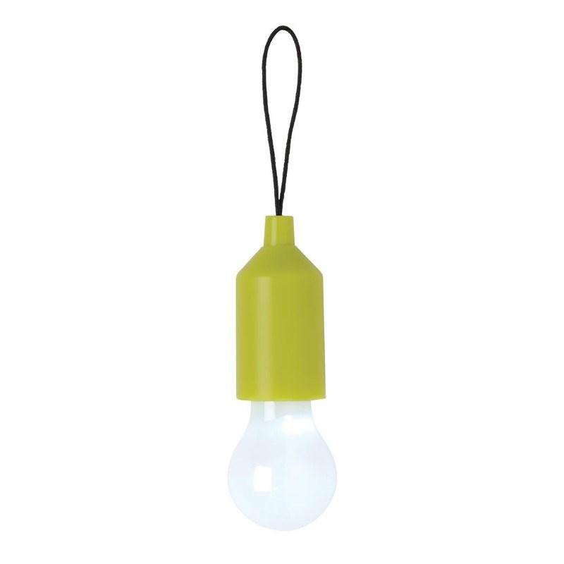 Pull lamp sleutelhanger, groen