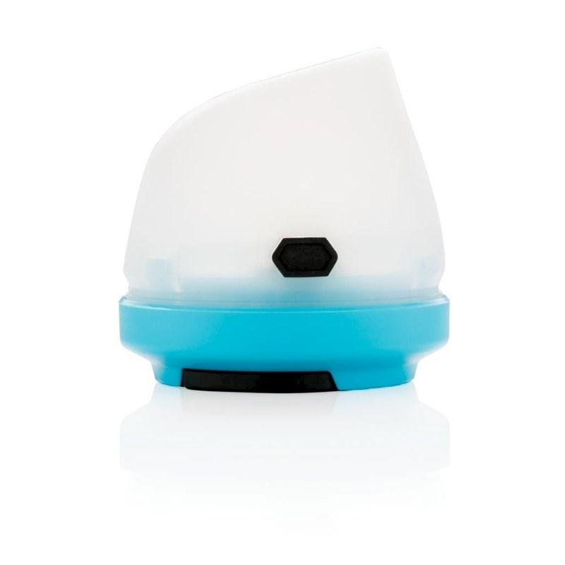 1W outdoor lamp, blauw