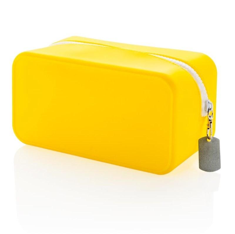 Lekvrije siliconen toilettas, geel