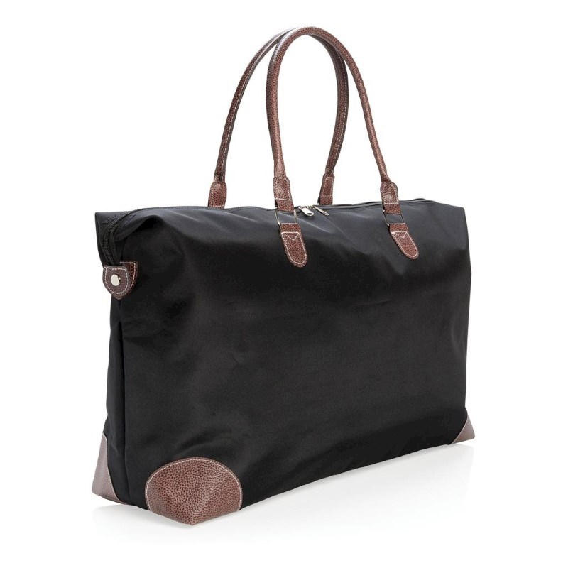 Travel weekend tas, zwart