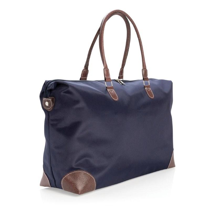 Travel weekend tas, marine blauw