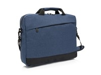"Trend 15"" laptop tas, donkerblauw"