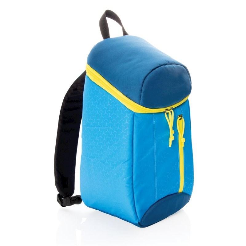 Hiking koelrugzak 10L, blauw