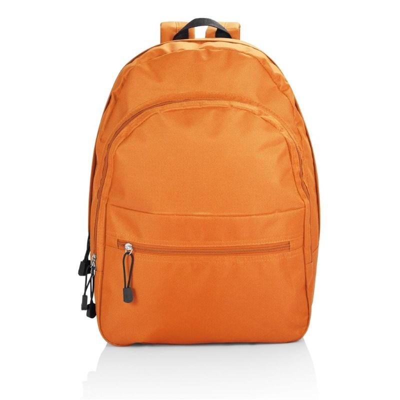 Basis rugtas, oranje
