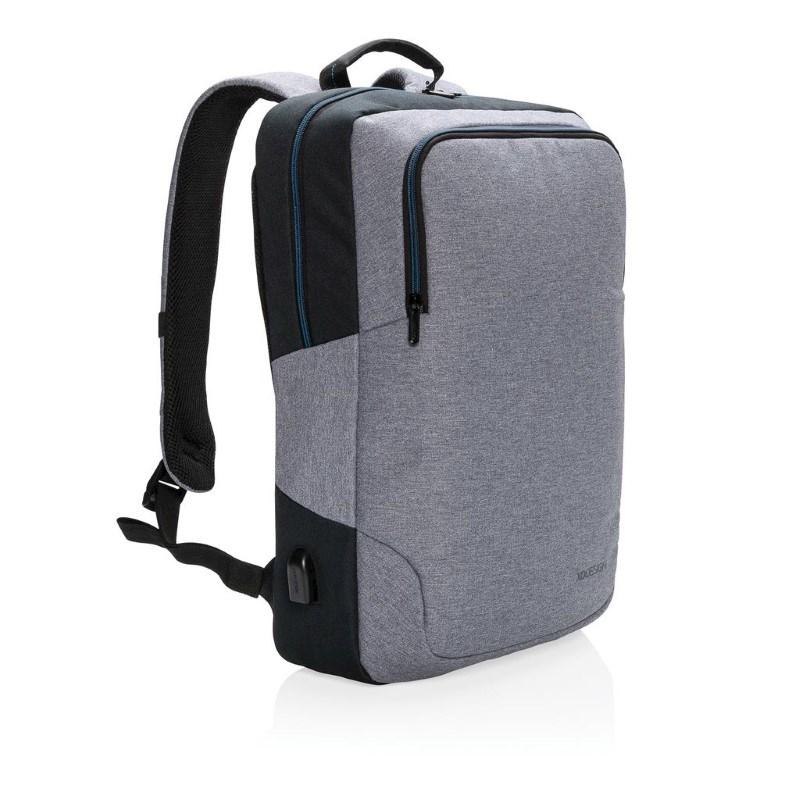 """Arata 15"""" laptop rugzak, grijs"""