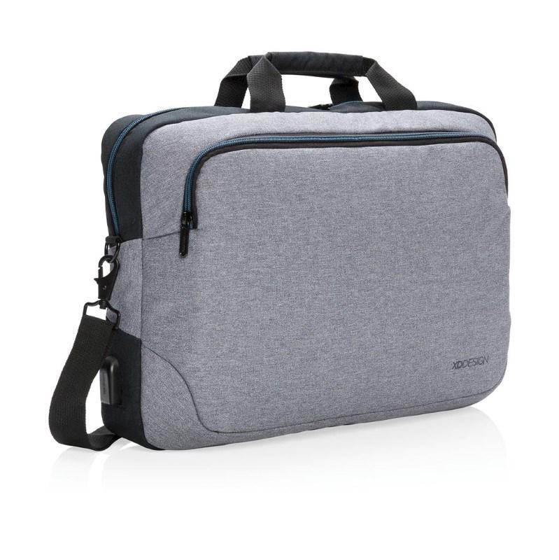 "Arata 15"" laptop tas, grijs"