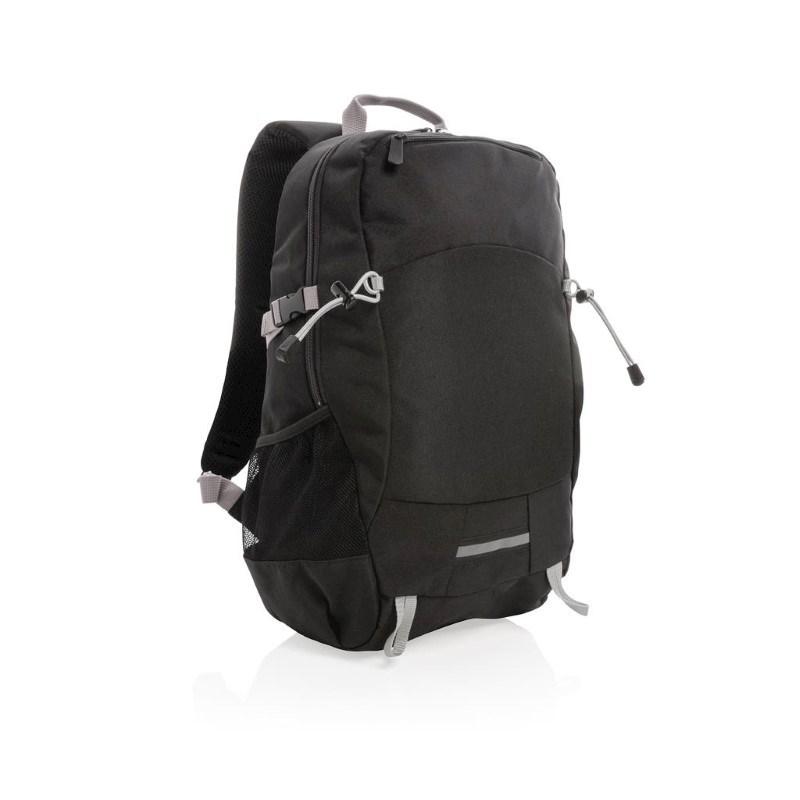 Outdoor RFID laptop rugzak PVC-vrij, zwart