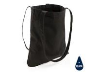 Impact AWARE™ Recycled katoenen draagtas, zwart