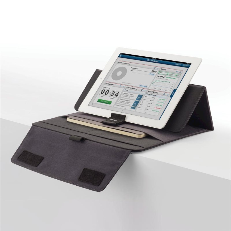 "Vancouver 7-10"" tablet portfolio, zwart"