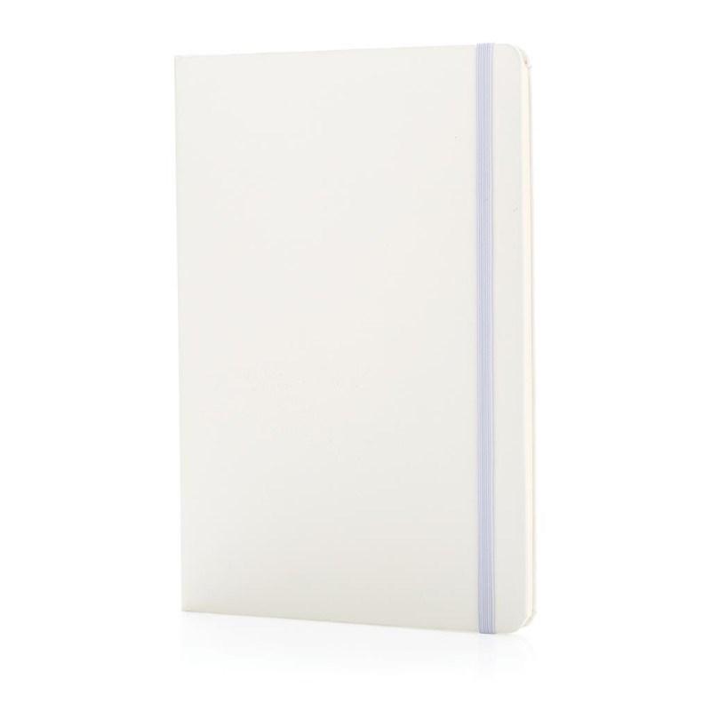A5 hardcover schetsboek, wit