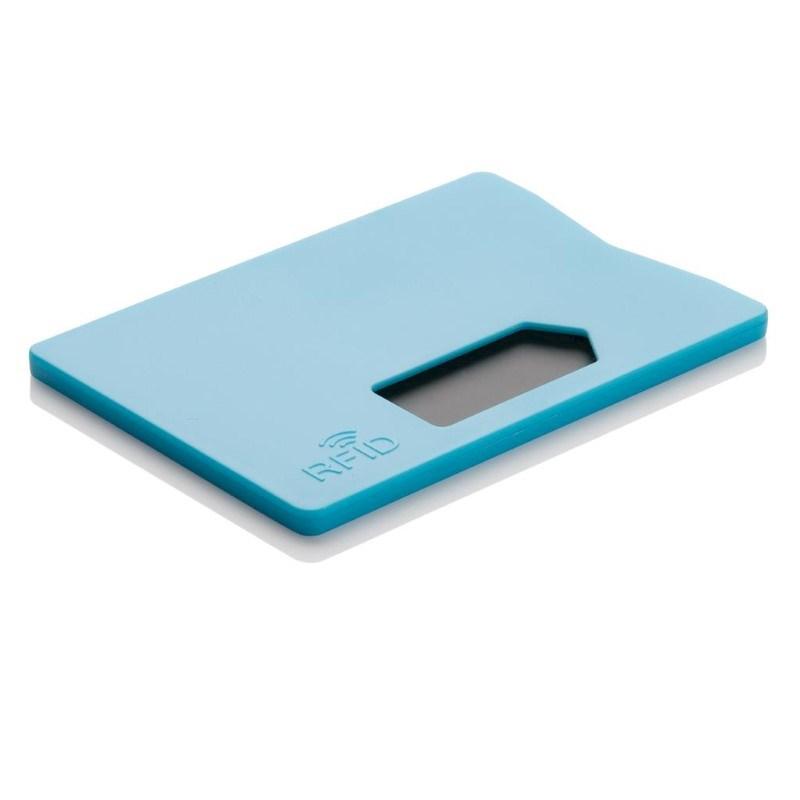 RFID anti-skimming kaarthouder, blauw