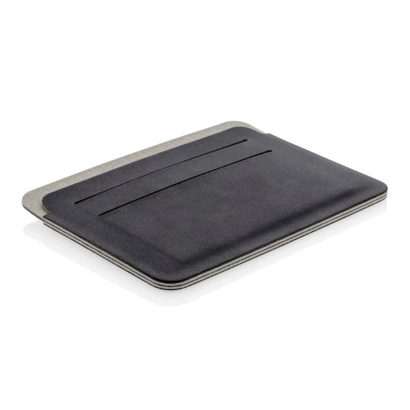 Quebec RFID kaarthouder, zwart