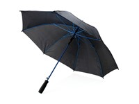 "23"" fiberglas gekleurde paraplu, blauw"