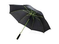"23"" fiberglas gekleurde paraplu, groen"