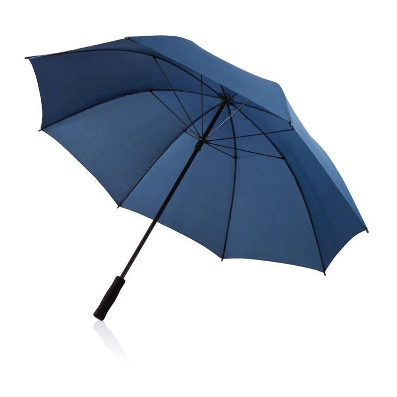 """Deluxe 30"""" storm paraplu, blauw"""