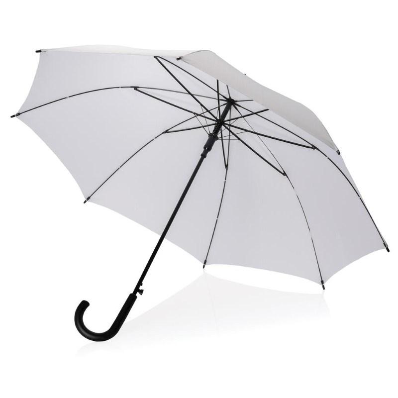 """23"""" automatische paraplu, wit"""